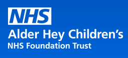 Alder Hey Children's NHS Foundation Trust's logo takes you to their list of jobs