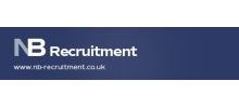 NB Recruitment's logo takes you to their list of jobs