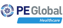 PE Global Healthcare's logo takes you to their list of jobs