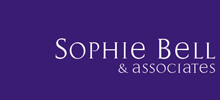Sophie Bell and Associates's logo takes you to their list of jobs