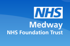 Medway NHS Foundation Trust's logo takes you to their list of jobs