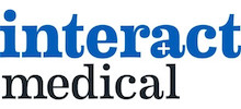 Interact Medical's logo takes you to their list of jobs