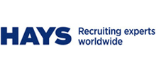 Hays Healthcare's logo takes you to their list of jobs
