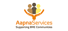 Aapna Services's logo takes you to their list of jobs