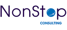 NonStop Consulting's logo takes you to their list of jobs