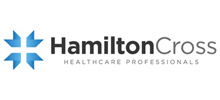 Hamilton Cross's logo takes you to their list of jobs
