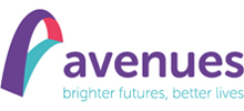 Avenues's logo takes you to their list of jobs