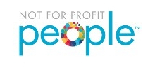 Not For Profit People's logo takes you to their list of jobs