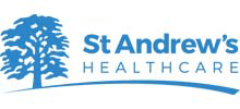 St Andrew's's logo takes you to their list of jobs