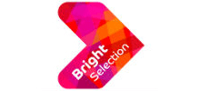 Bright Selection's logo takes you to their list of jobs