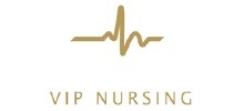 VIP Nursing's logo takes you to their list of jobs