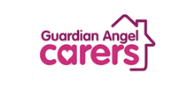 Guardian Angel Carers's logo takes you to their list of jobs