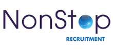 NonStop Recruitment's logo takes you to their list of jobs