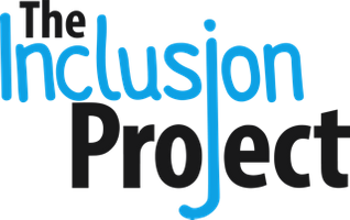 The Inclusion Project's logo takes you to their list of jobs
