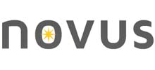 Novus Resourcing's logo takes you to their list of jobs