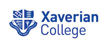 Xaverian College's logo takes you to their list of jobs