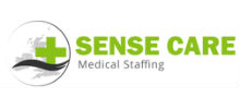 Sensecare Medical Staffing's logo takes you to their list of jobs