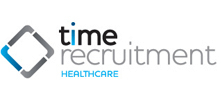 Time Recruitment Solutions's logo takes you to their list of jobs