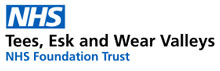 Tees, Esk and Wear Valleys NHS Foundation Trust's logo takes you to their list of jobs