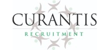 Curantis Recruitment's logo takes you to their list of jobs