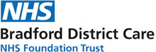 Bradford District Care NHS Foundation Trust's logo takes you to their list of jobs