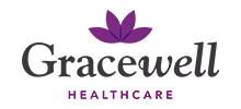 Gracewell Healthcare's logo takes you to their list of jobs