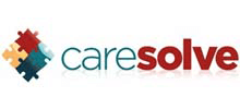 CareSolve's logo takes you to their list of jobs