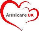 Annicare's logo takes you to their list of jobs