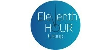 Eleventh Hour Group's logo takes you to their list of jobs