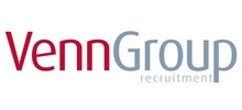 Venn Group's logo takes you to their list of jobs